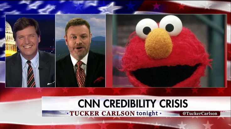 Mark Steyn: 'I'm In Favor of Replacing Jim Acosta With Elmo' on CNN