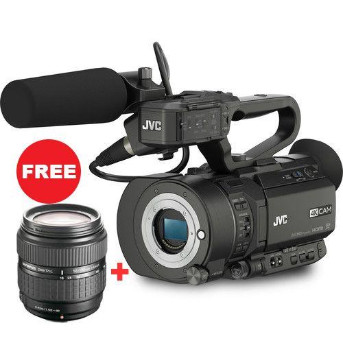 Acquista una JVC GY-LS300 CHE e riceverai in omaggio un Obiettivo zoom Olympus EZM1240 Zoom Zuiko Pro 12-40mm F2.8 - Promozione valida fino al 22 maggio 2017 Info: https://www.adcom.it/it/ripresa-registrazione/camcorders-4k-4k-ready/super-35/jvc-gy-ls300-che/p_n_14_341_2846_35360