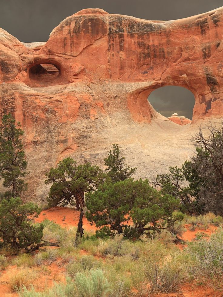 The Raddest Rocks of Arches National Park #utah