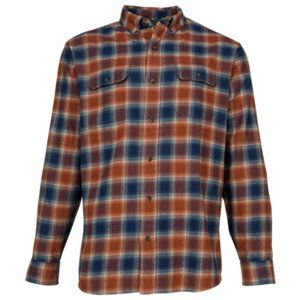Bob Timberlake Plaid Flannel Shirt for Men