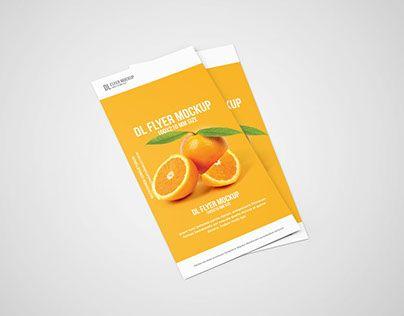 Confira este projeto do @Behance: u201cDL Flyer Mockupu201d www.behance.net/.....