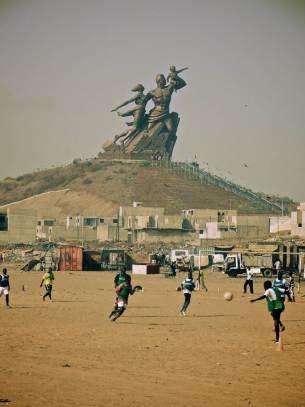 Monumento al Renacimiento Africano  #Dakar #monuments #Senegal
