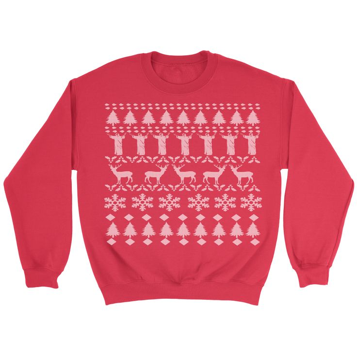Ugly Jesus Christmas Sweaters for Men & Women