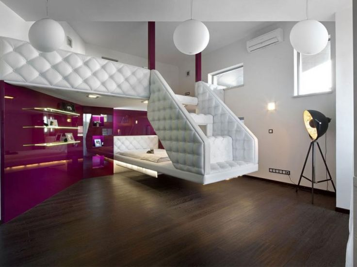 Kids Bedroom Loft Ideas 62 best bedroom cool ideas images on pinterest | bedroom