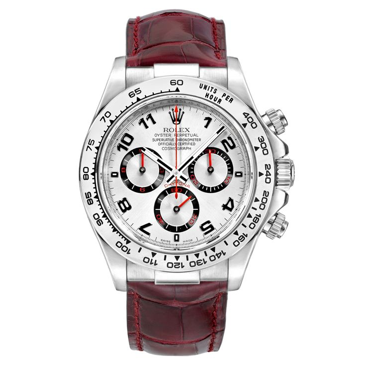 Pre-Owned Rolex Daytona Cosmograph Automatic White Gold (116509)