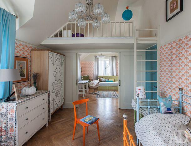 Дом в Подмосковье, декоратор Наталья Вологдина-Аникина. Чтобы посмотреть интерьер полностью, нажмите на фотографию.