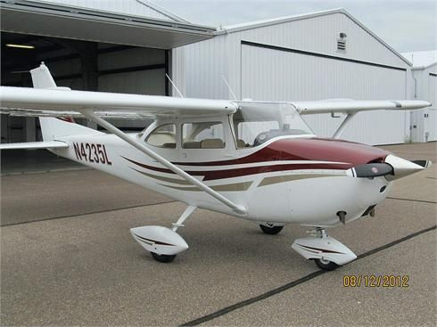 I've flown this. I have flown nearly all models of this one, also, from the 172 through the 172P.
