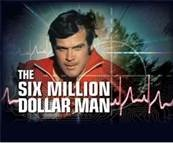 1970 tv shows - the six million dollar man i watched this just recently so cheesy now running in slow-mo