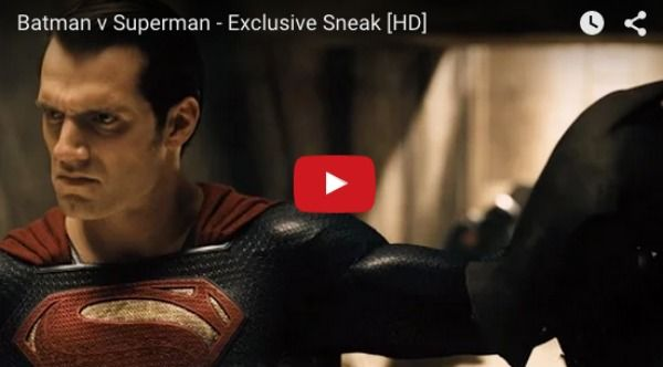 Watch Now: Sneak Peek Of New Batman v Superman Trailer + Worldwide Debut Details Here! - http://www.morningledger.com/watch-now-sneak-peek-of-new-batman-vs-superman-trailer/1352695/