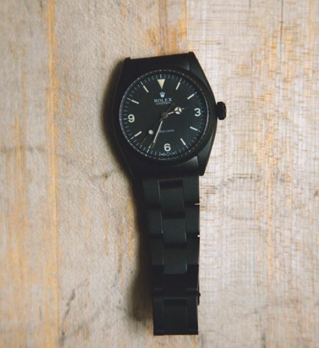 Black Rolex