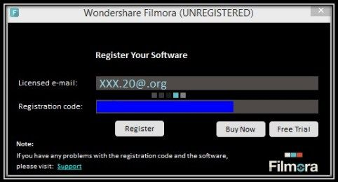 activation key for filmora 8.7.3