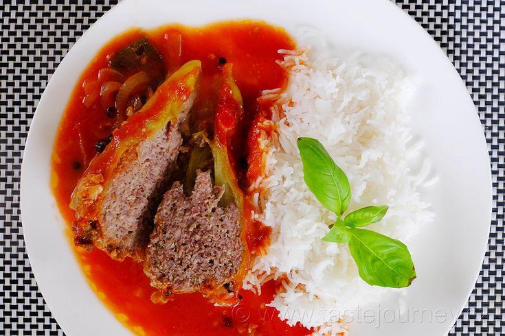 Podávejte s rýží, knedlíkem i bramborem.