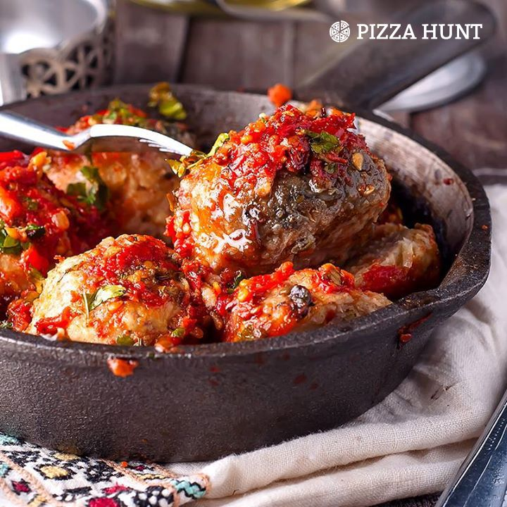 How about having a Spicy Affair by relishing on yummy meat balls with chilly sauce.Order here:http://goo.gl/tYOVop
