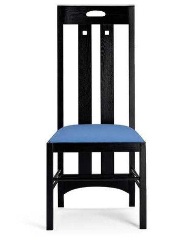 Charles Rennie Mackintosh Lowback Ingram Chair