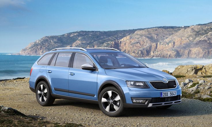The Octavia Scout is sure to silence any Skoda-sceptics. From weekdays to holidays the Scout is a family-ready vehicle up for anything. Read on to find out more.