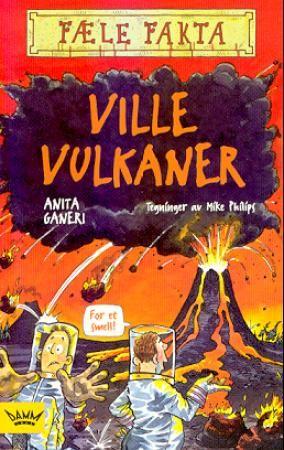 """""""Ville vulkaner"""" av Anita Ganeri"""