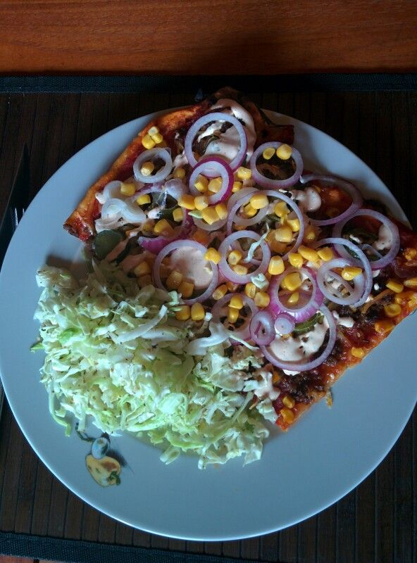 Homemade pizza :D