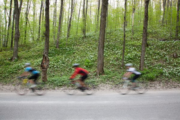 Cycling in Simcoe County