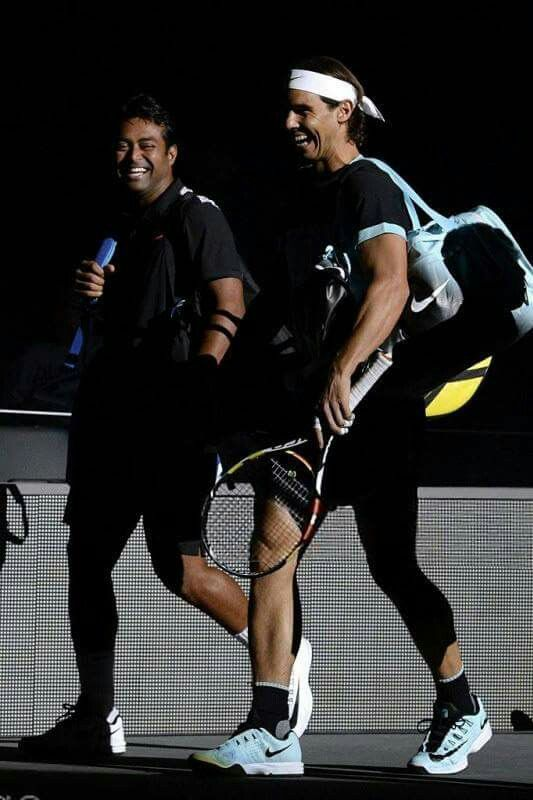 At 43, Leander Paes wants to learn from 'one of the greatest' Rafael Nadal http://www.oneindia.com/sports/at-43-leander-paes-wants-learn-from-one-the-greatest-nadal-2207888.html