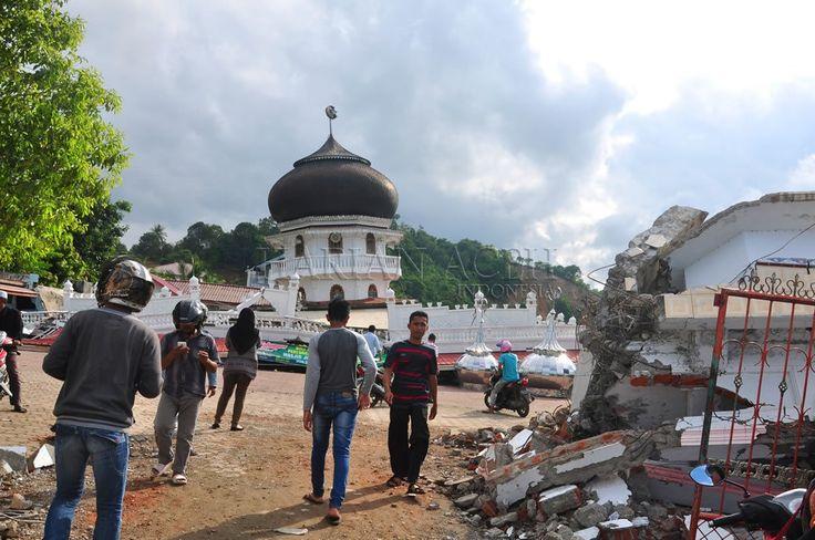 Hikayat Ular Besar dan Kaitannya dengan Gempa di Bumi Serambi Mekah