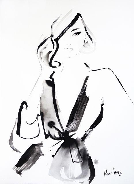 *Kerrie Hess Illustration*