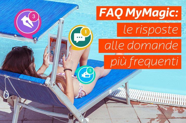 MyMagic: DOMANDE FREQUENTI