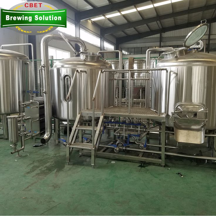 1500L Brewery Equipment for Netherland brewery