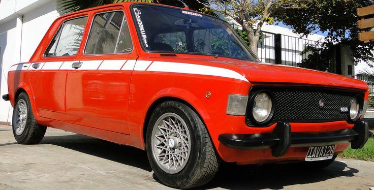 #Fiat 128 #Iava TV1300 modelo 1974 completamente original y completo. http://www.arcar.org/fiat-128-77190