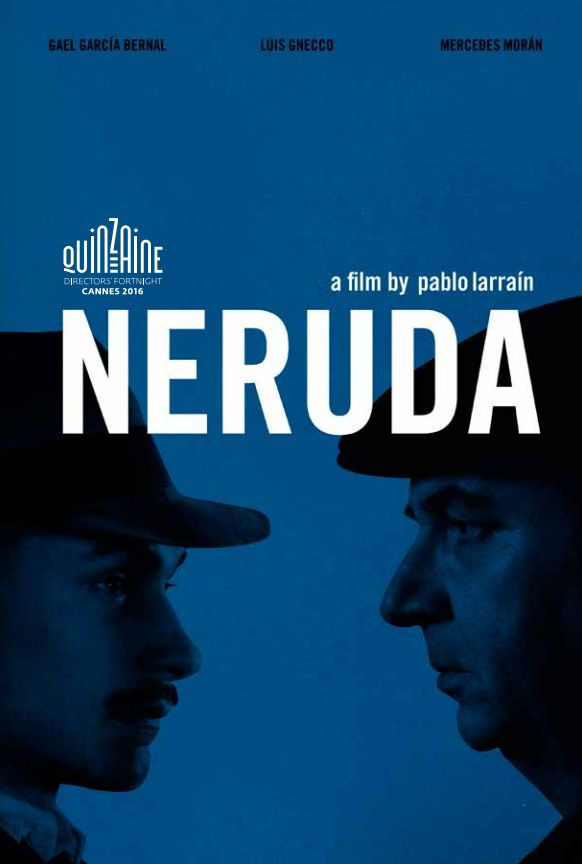 Neruda - Poster & Trailer | Portal Cinema