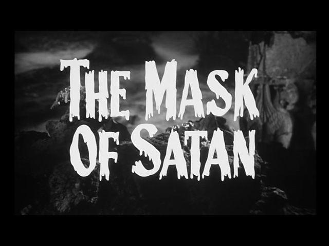 The Mask of Satan/Black Sunday Movie Trailer Title