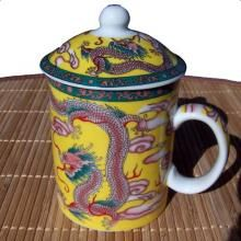 """Dragon and Phoenix Cup with Lid :: Asian Cups and Bowls """"#wedding #invitations  #dinnerware #weddinglist #glassware #party #kitchenware #stylish #beautifull #china,#gifts,#favors,#luxery, #porcelaindinnerware, #party,#cristal,#like4like, #ornaments #favors, #chic #engagement,#barware #wedgewood,#linkinprofile"""""""