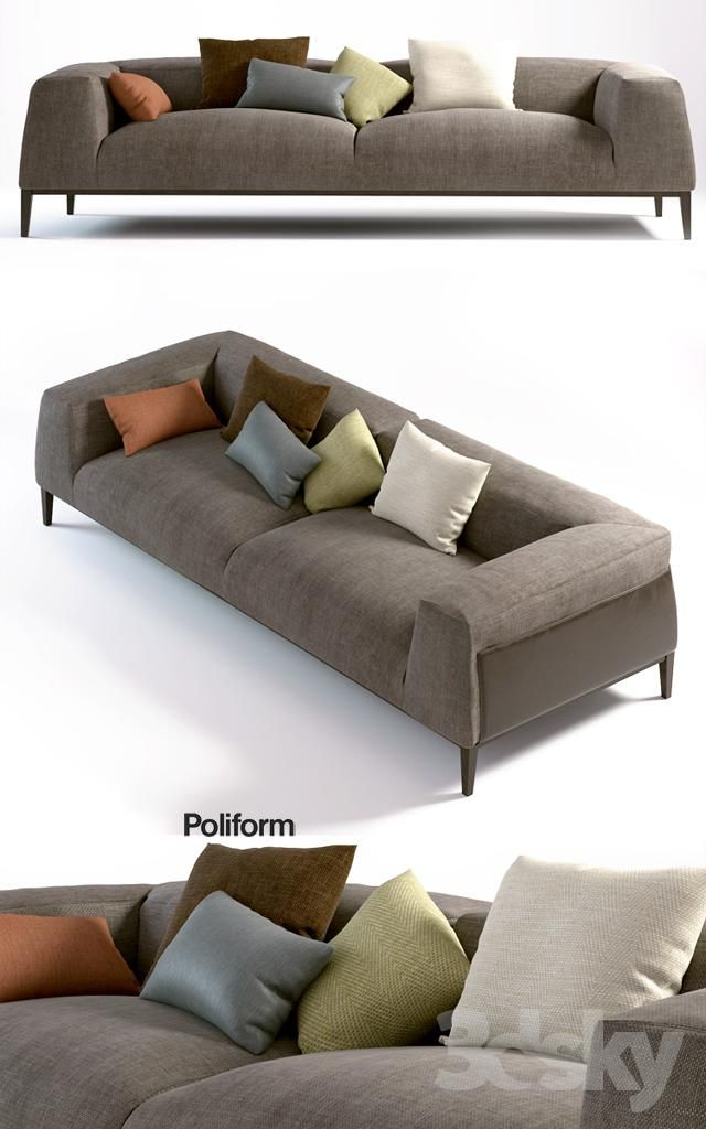 24 best Sofas images on Pinterest Contemporary sofa, Sofas and - moderne modulare kuche komfort