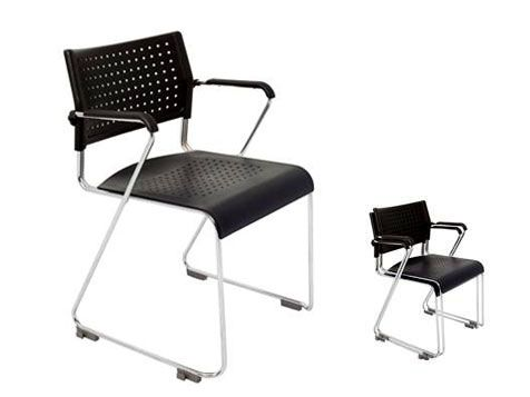 Wimbledon Stackable Chair with Arms
