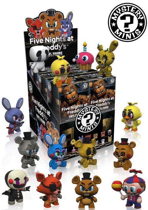 OMFG. I want Puppet & Springtrap. LIKE OMFG! :D