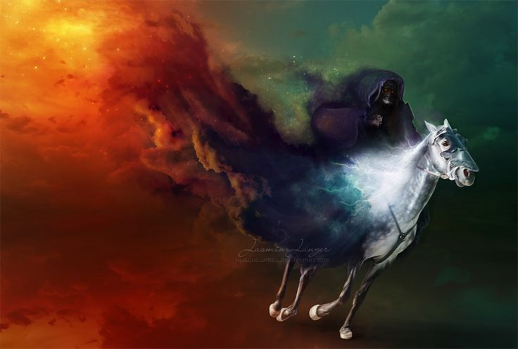 Revelation 6:8 by `kuschelirmel on deviantART