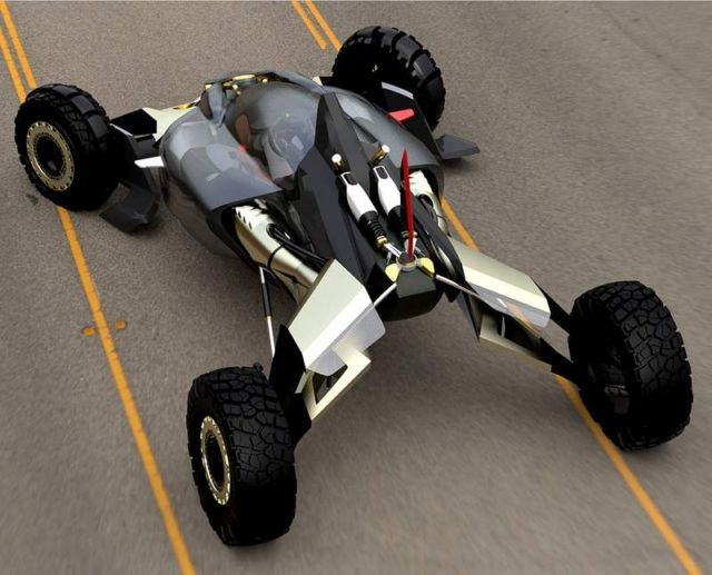 Honda Synergy Off-Road Buggy concept (6)