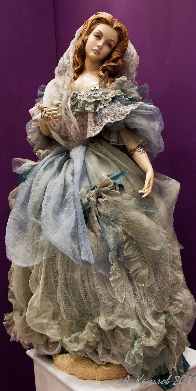 Lady of the Lake by Yulia Sochilina