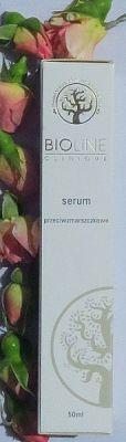 Bioline serum przeciwzmarszczkowe - 50 ml