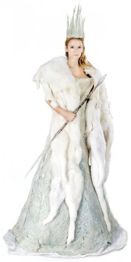 403 Best Images About Narnia On Pinterest Chronicles Of. SaveEnlarge · Kids The White Witch Narnia Style Costume  sc 1 st  Meningrey & Narnia White Witch Costume - Meningrey