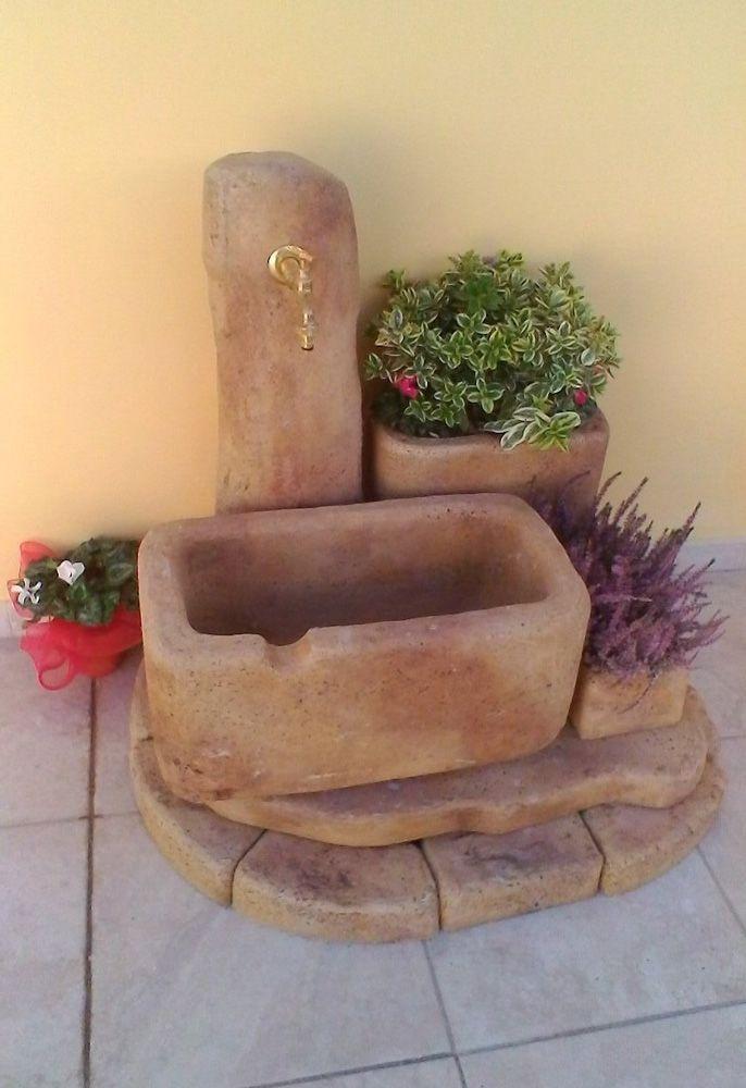 Oltre 25 straordinarie idee su fontane da giardino su for Fontane da balcone