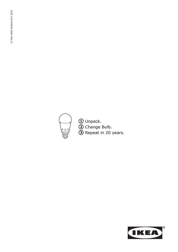 """Campania Reclame Inteligente: """"IKEA"""" #printeo #publicitate"""