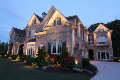 An Entertainer's Dream Home In Atlanta, GA | Homes of the Rich ...