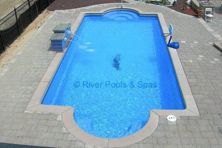 Best 25 Fiberglass Pool Prices Ideas On Pinterest Pool Cost Inground Swimming Pool Cost And