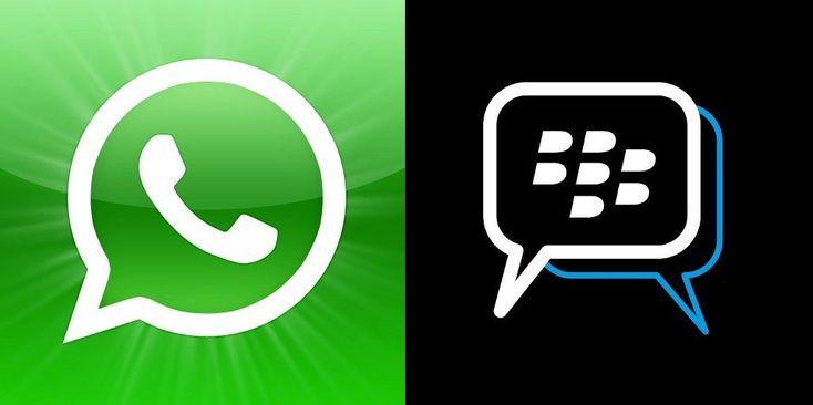 Cómo tener dos números de WhatsApp en BlackBerry #wasap