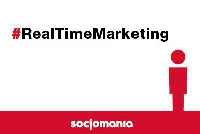 #RealTimeMarketing