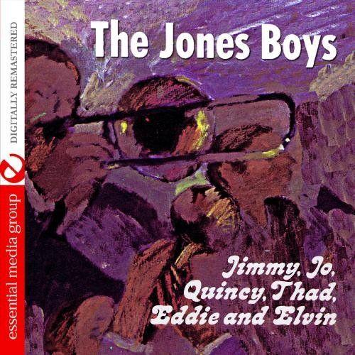 Jones Boys - Quincy Thad Jimmy Jo Eddie & Elvin