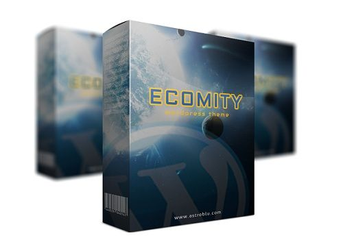 Ecomity WP Theme is a new ecommerce wordpress theme that will allow you to create profitable ecommerce or affiliate store websites with no design and codding skils.