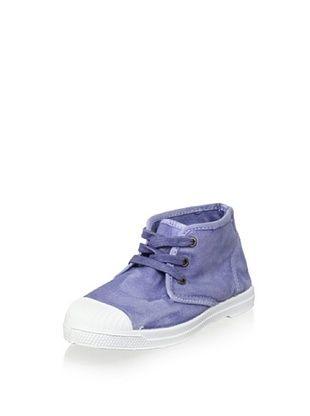 Natural World Kid's Safari Sneaker (Celeste)
