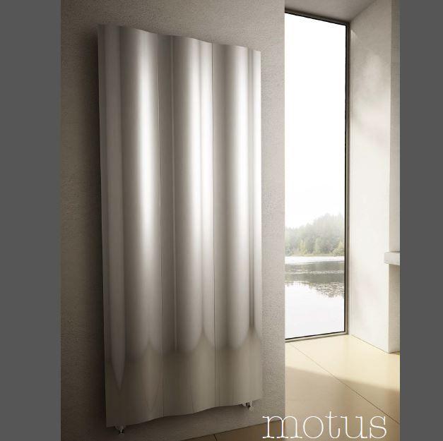 Ad-Hoc Madeadhoc Designheizkörper Motus Aluminium-Heizkörper - design heizkörper wohnzimmer