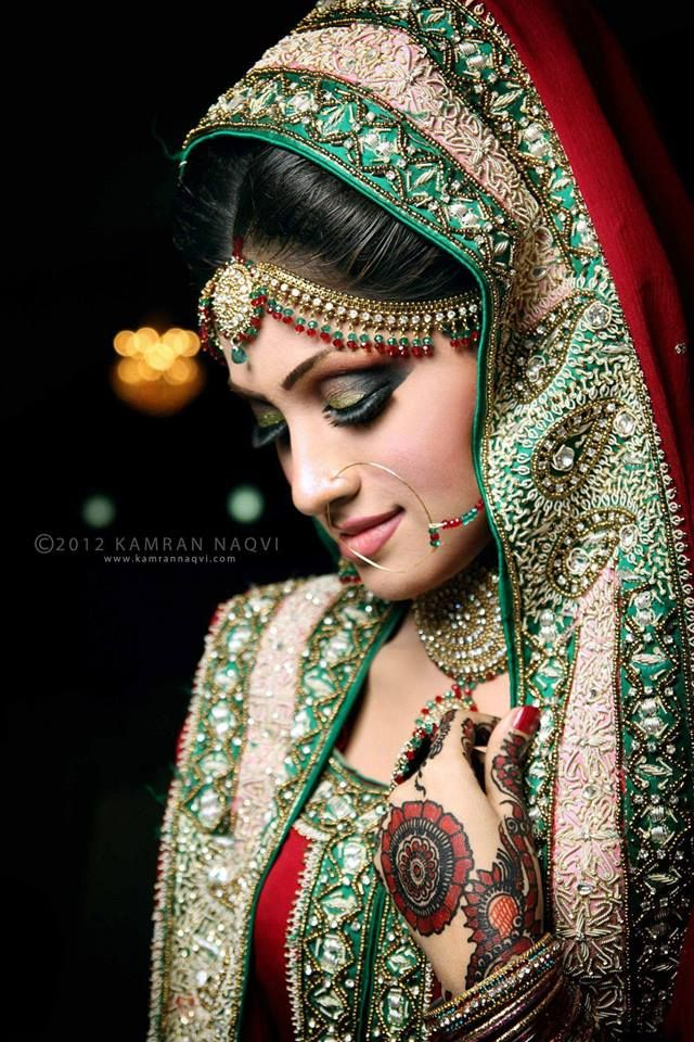 Mehndi Dulhan Makeup : Best images about desi dulhan on pinterest henna